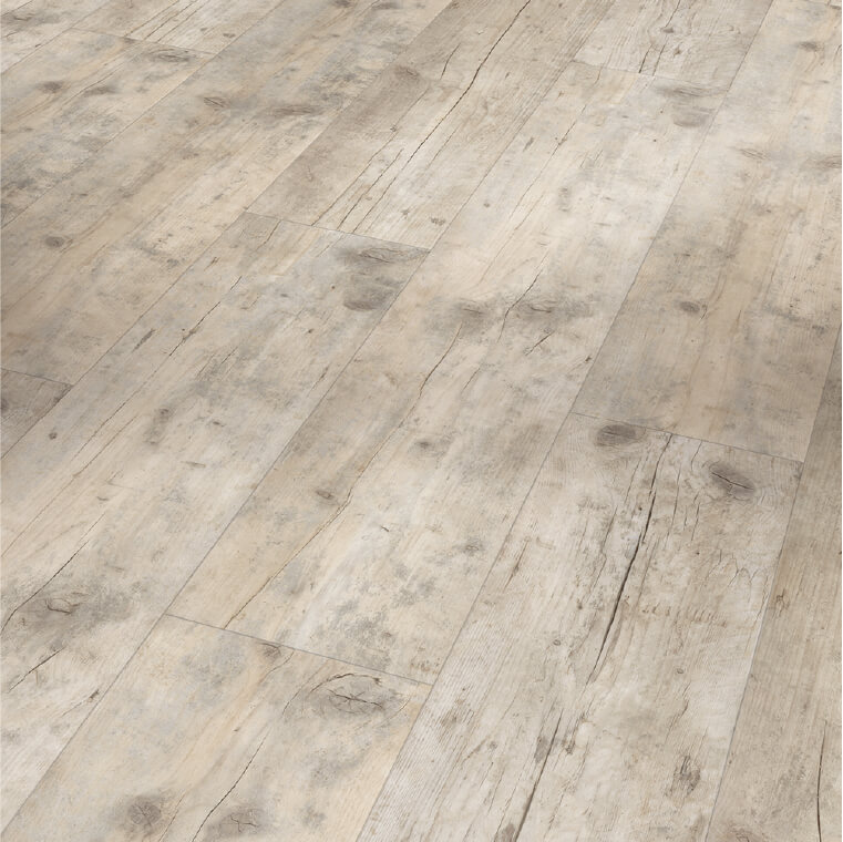 Old wood whitewashed
