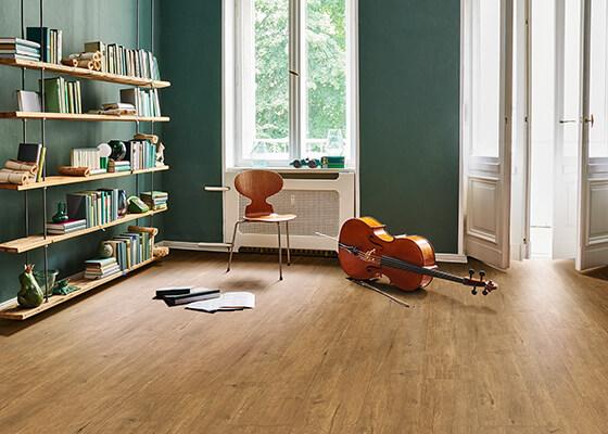 Go Green!~グリーンカラーと調和する床材選び~