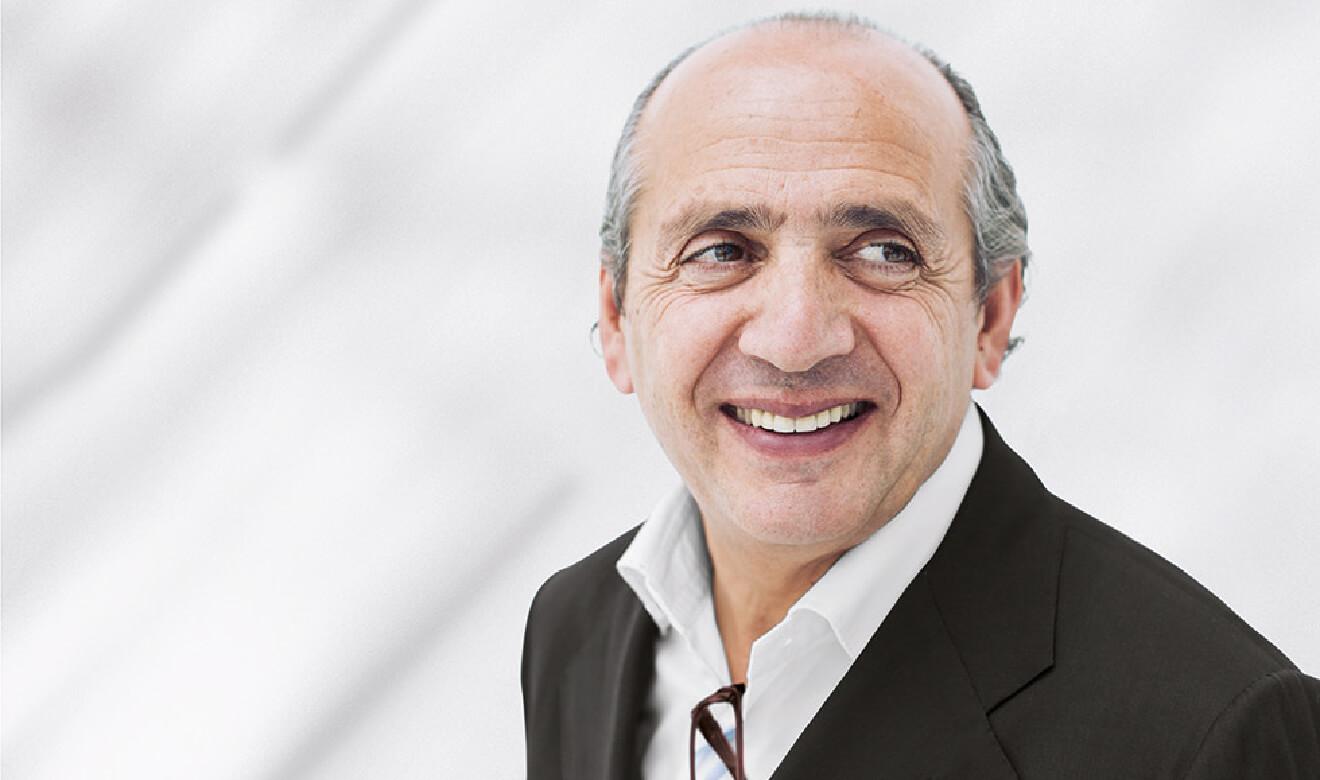 Hadi Teherani(有名建築家兼デザイナー、ドイツ)